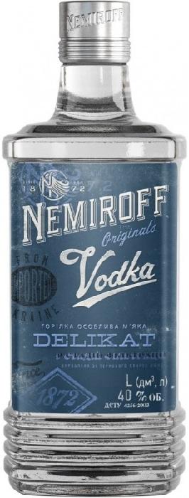 "Nemiroff Special ""DELIKAT"" smooth"