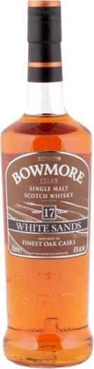 Bowmore White 17yo 0.7L