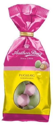 Anthon Berg Bird Eggs 124g