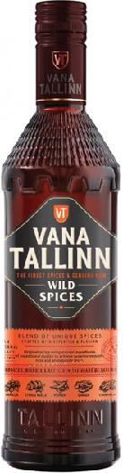 Vana Tallinn Wild Spices Liqueur 0.5L 35%