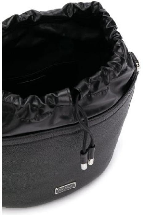 Furla Set S Drawstring, Black 1056552