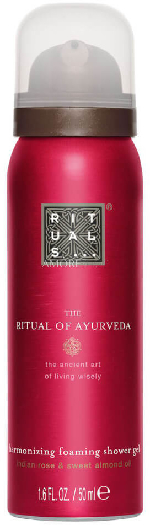 Rituals Ayurveda Foaming Shower Gel 50ml