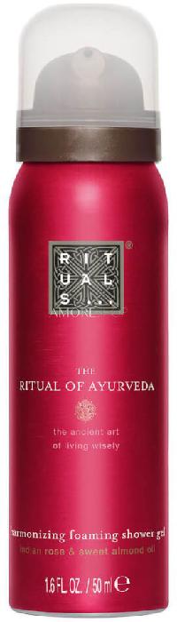 Rituals Ayurveda Foaming Shower Gel 50ml
