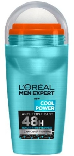L'oreal Paris Men Expert Dry Ice Roll-On Deodorant 50ml