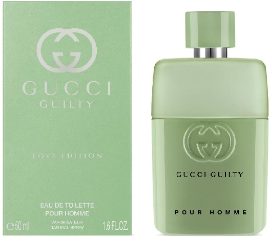 Gucci Guilty Love Edition Pour Homme 50ml