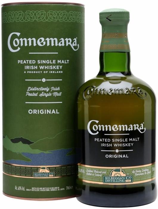 Connemara Original Peated 0.7L