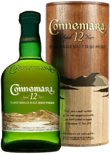 Connemara Original Peated 0.7L