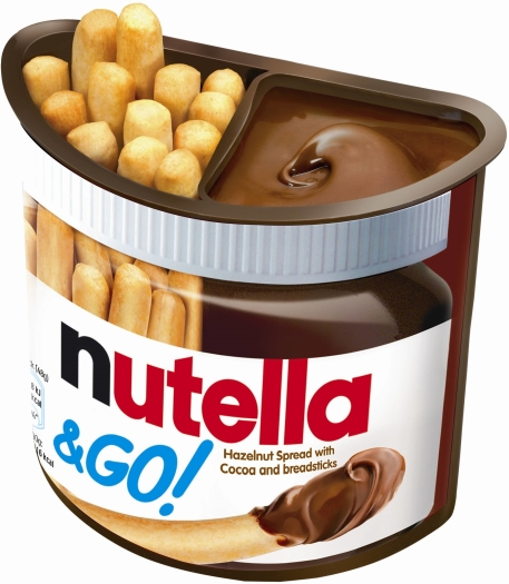 Nutella&Go 52g