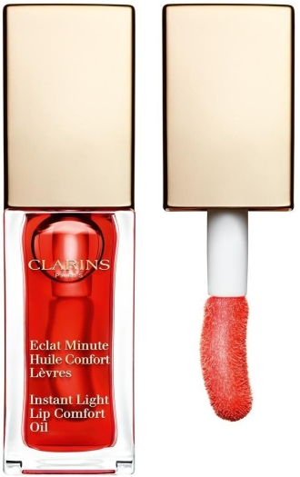 Clarins Instant Light Comfort Lip Oil N03 Red Berry 7ml