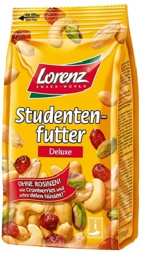 Lorenz Studentenfutter Deluxe