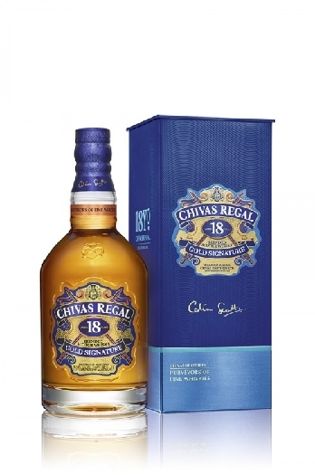 Chivas Regal 18 Year Old 40% 750ml