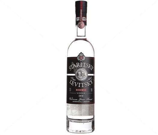 Staritsky Levitsky Reserve Vodka 0.5L