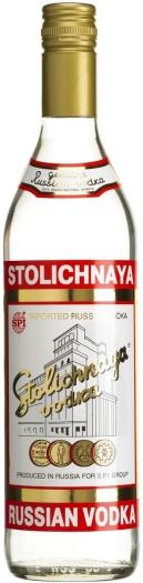 Stolichnaya Red Vodka 0.5L