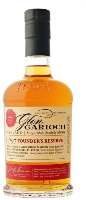 Glen Garioch Founder's Reserve 48% Whiskey 1L