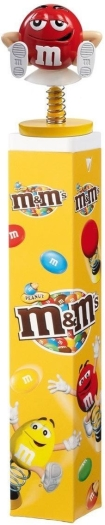 M&M's Scube with Peanut Chocolates 140g