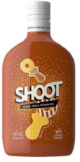 Shoot Sour Cola 16.4% PET 0.5L