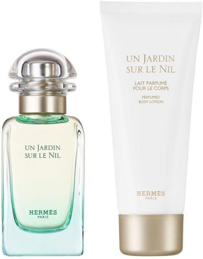 Hermes Un Jardin Sur Le Nil Set EdT 50ml+75ml