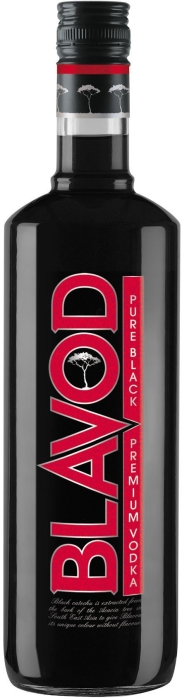BlaVod Black vodka 1L