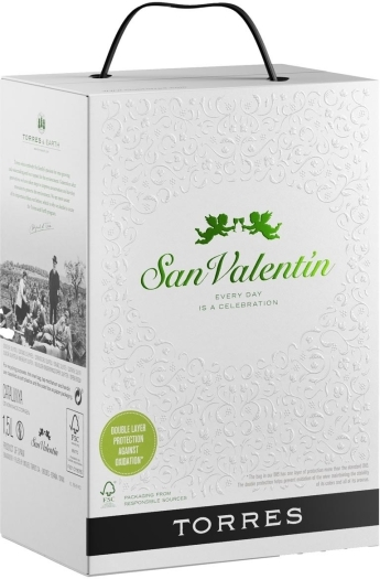 Torres San Valentin Bag-in-Box 1.5L