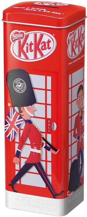 KitKat Phone Box 414g