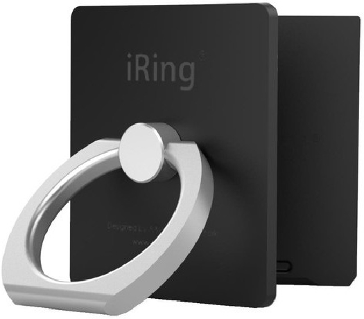 IRing Electronic IRing Link Wireless Charger Compatible Black 150g