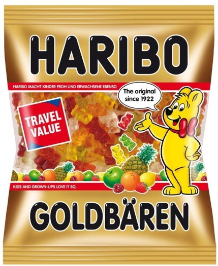 Haribo Goldbears 100g