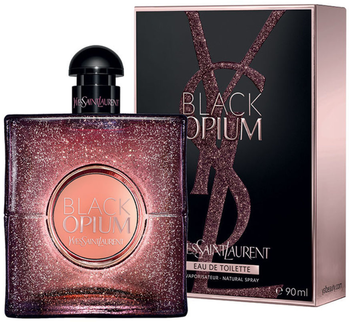 b52944d1 Yves Saint Laurent Black Opium The Glow EdT 90ml in duty-free at ...