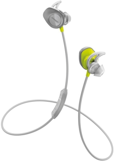 Bose SoundSport Wireless in-Ear Headphones Citrone 22.7g