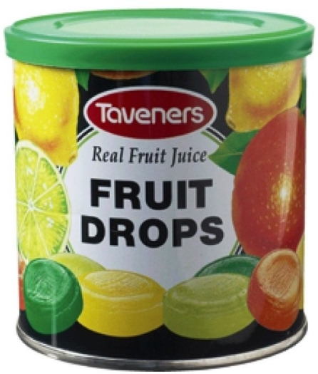 Anthon Berg Fruit Drop 200g