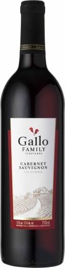 Gallo Family Cabernet Sauvignon 0.75L