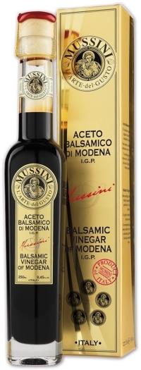 Mussini Aceto Balsamico di Modena I.G.P. 5 Coins Gold Box 250ml