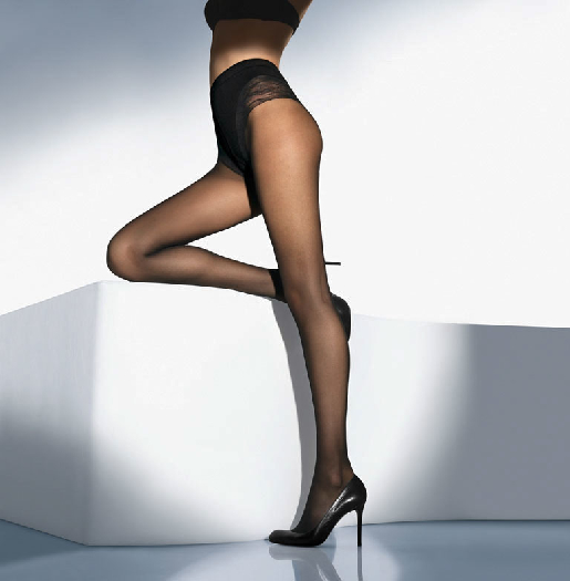 Wolford TUMMY 20 CONTROL TOP Tights 7005 L
