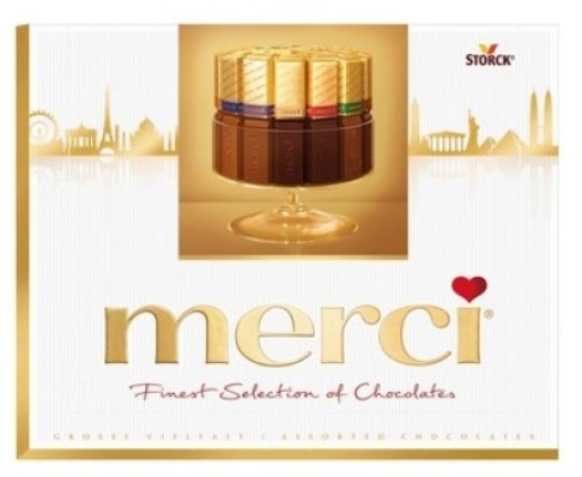 Merci Finest Chocolate Selection 250g