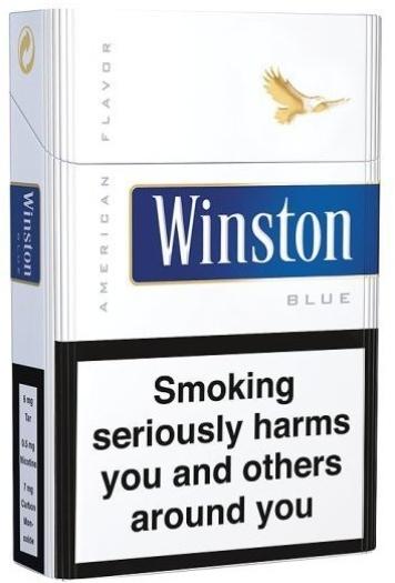 Winston Blue Pack