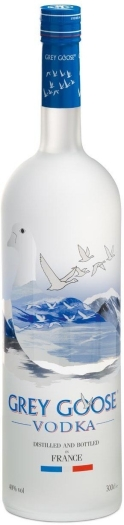 Grey Goose Vodka 40% 3L